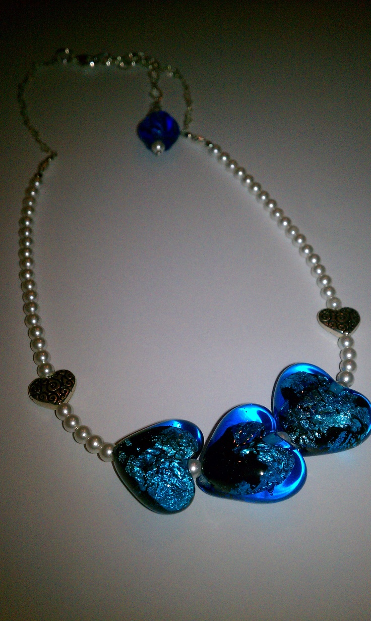 www.etsy.com/listing/116970714/handmade-heart-beads-with-silver-foil