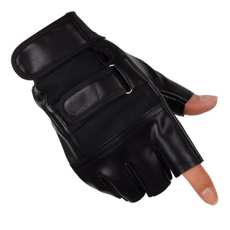 Gel Half Finger Bersepeda Sarung Tangan untuk Pria Wanita Downhill Motor Sarung Tangan Sepeda Gunung Cycling Sepeda SA351 P16 0.31