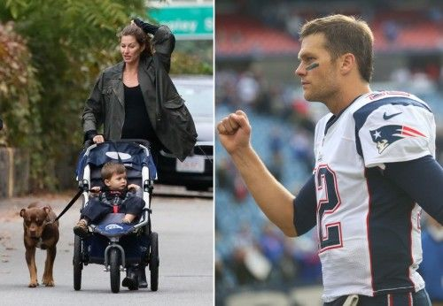 Tom Brady's Wife Made $45 Million The Past 12 Months