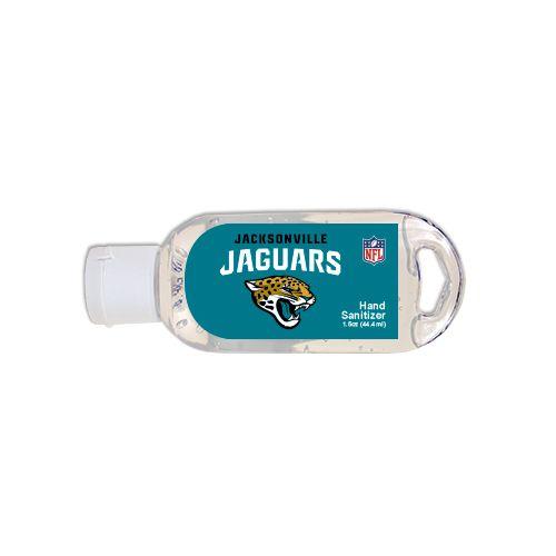 Jacksonville Jaguars Hand Sanitizer - Sunset Key Chains ...