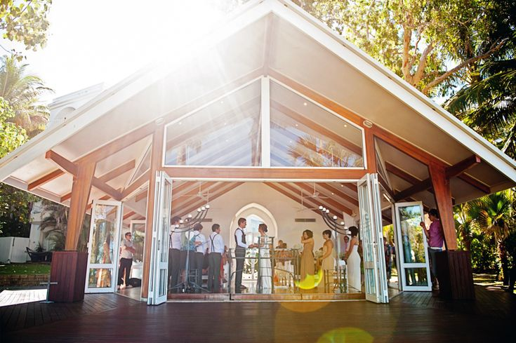 Allamanda Chapel in Palm Cove. Wedding Chapel in Palm Cove. Palm Cove wedding…