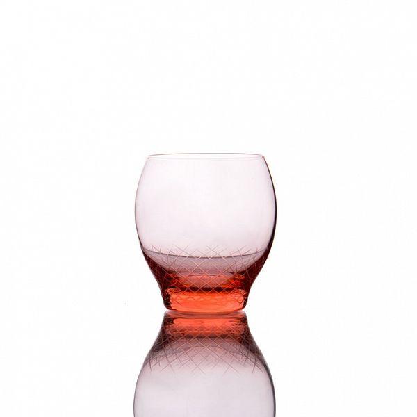 PRODUCTS :: LIVING AND DESIGN :: Kitchen :: Glasses :: Sera-Irida бокал для воды (Rozalin - розовый)