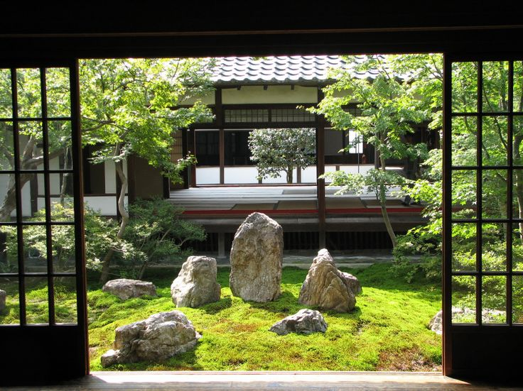 Buddhist Ceremony Traditional Japanese Garden: 1000+ Images About Tsuboniwa
