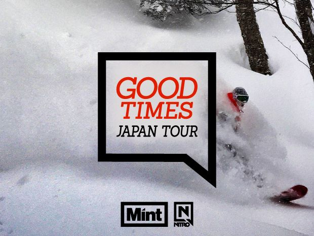 Win a Snowboard Tour to Japan & ride with international pro-riders Eero Ettala & Heikki Sorsa