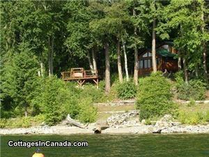 Kootenai Hide-A-Way, British Columbia