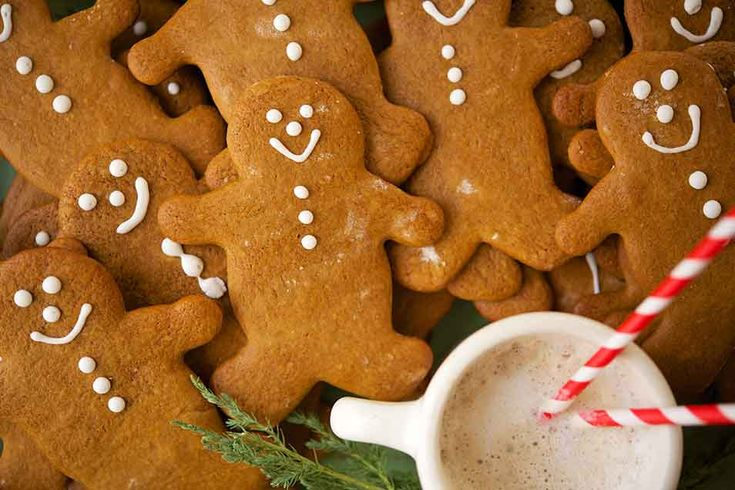 King Arthur Flour || Gingerbread Cookies Recipe