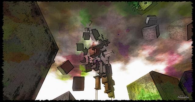 Nessuno Myoo Cubes (10) by ಌ Nαкσтσ Eχσиαя ಌ, via Flickr