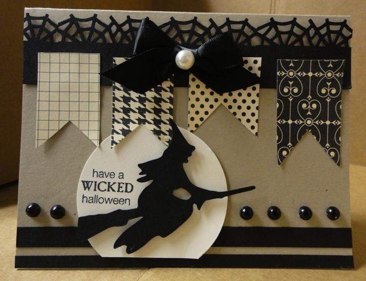 Открытки на хэллоуин скрап, годовщины свадеб открытки