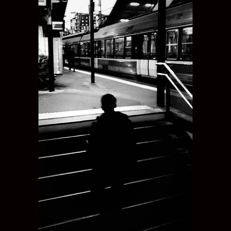 #nanterre #universite #gare #station #rera #sncf #stairs #escalier #train