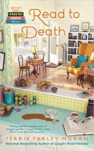 View from the Birdhouse: Book Review and Giveaway - Read to Death by Terrie Farley Moran.  Cozy mystery giveaway ends 7/19/16.