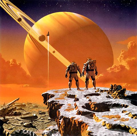 Image result for science fiction art