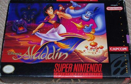 aladdin snes shinji mikami