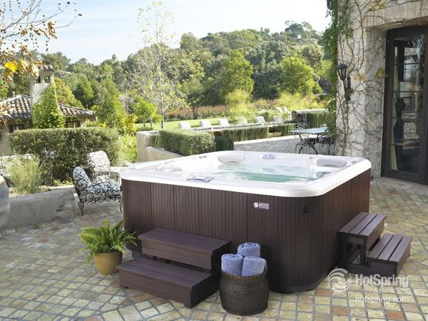 87 Best Backyard Design Images On Pinterest Hot Tubs Backyard Ideas And Hot Springs