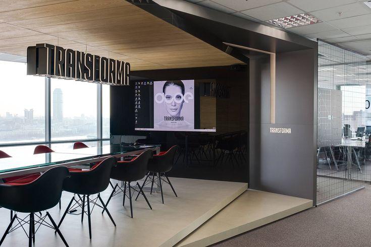 Transforma - Transforma: Офис в Екатеринбурге