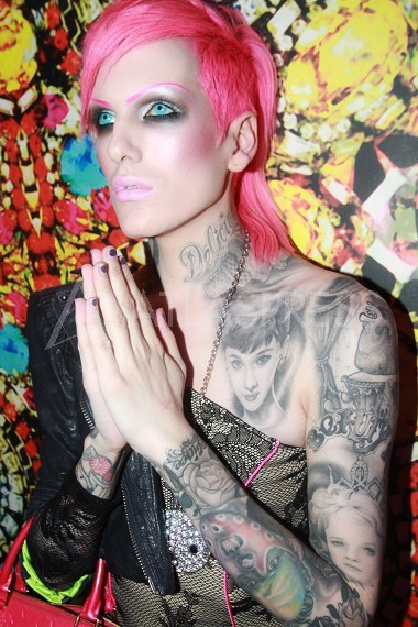 Jeffree Star.
