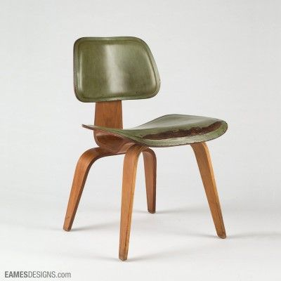 DCW Leather | Eames Designs