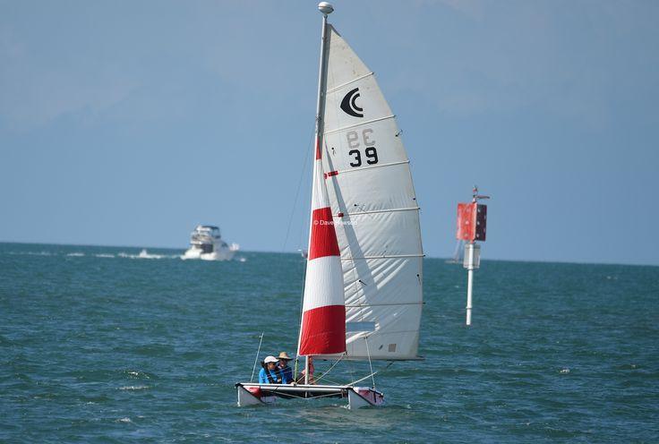 Sailing the CaperCat way