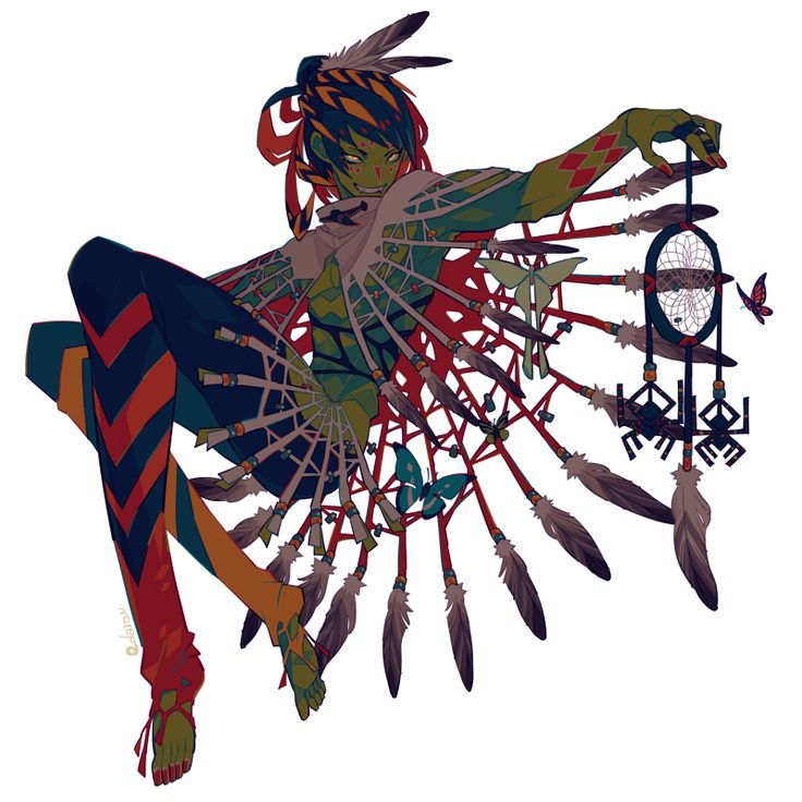 Iktomi: Lakota deity of trickery. Also known as Ikto, Ictinike, Inktomi, & Unktome. Son of Inyan. His appearance is a spider, but can take any form. Responsible for popularity of dreamcatcher myth. Originally the deity of wisdom, but changed to trickery.