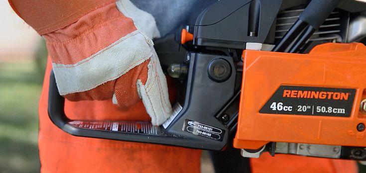 Gas Chainsaw Parts List   Remington Gas Chainsaws