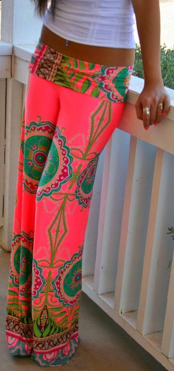 DIY Yoga Pants: FREE Pattern and Tutorial