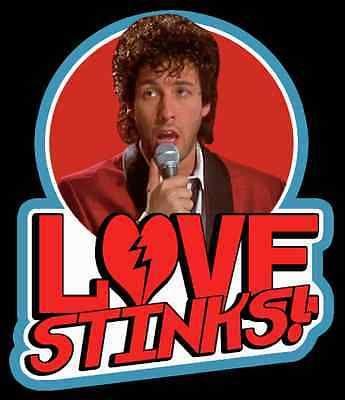 90s Adam Sandler Classic The Wedding Singer Love Stinks