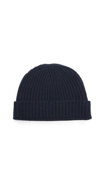 A simple yet well-made Club Monaco cashmere hat.