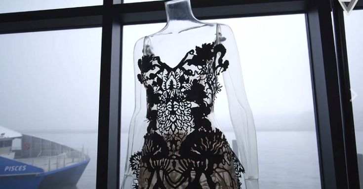 Ny teknologi revolutionerer processen fra tegning til tøj