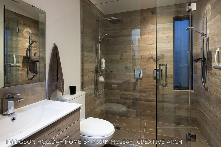 Bathroom designed by ADNZ member Mark McLeay