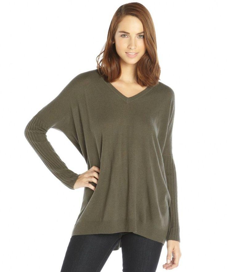 18 Best Unusual V Neck Sweater Women Images On Pinterest