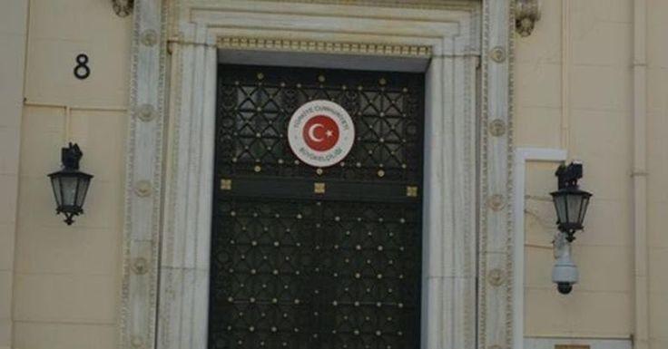 «Καπνός» έγιναν δυο τούρκοι στρατιωτικοί ακόλουθοι στην Αθήνα