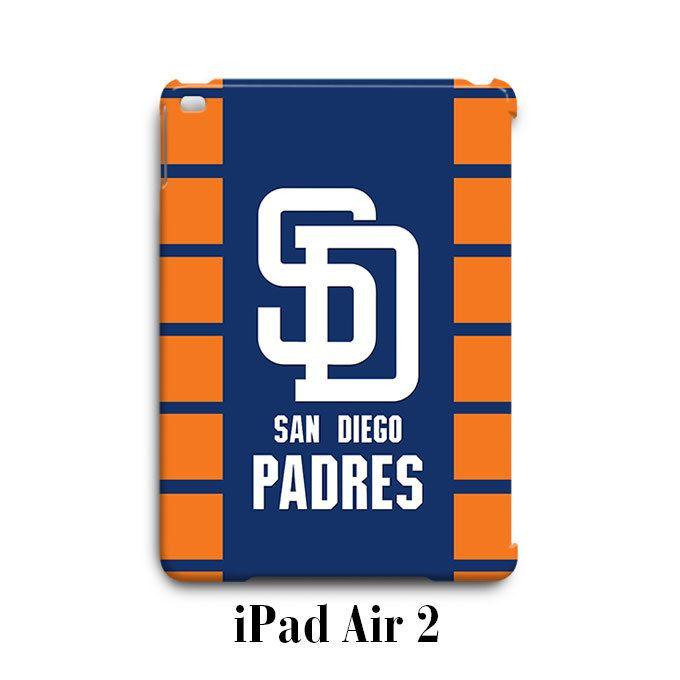 San Diego Padres iPad Air 2 Case Cover Wrap Around