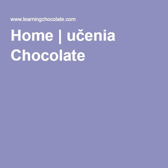 Home | učenia Chocolate