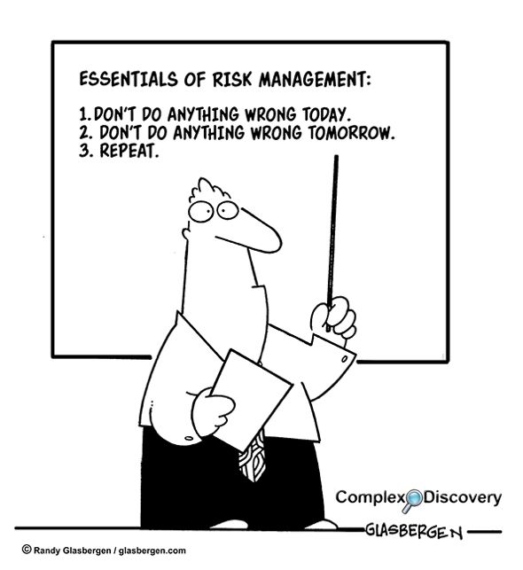 3 Essentials Of Risk Management Jokes Lawyers Might Like