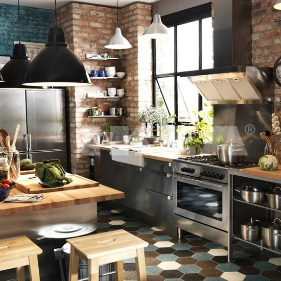 i would never leave this kitchen.