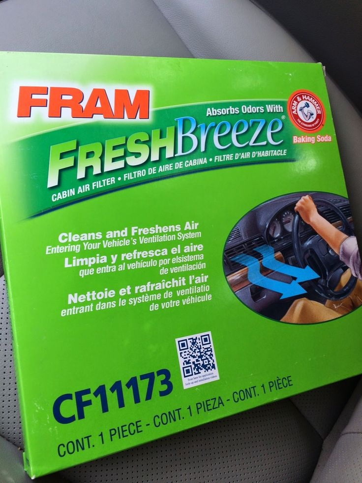 How To Install A Cabin Air Filter [FRAM Fresh Breeze Cabin