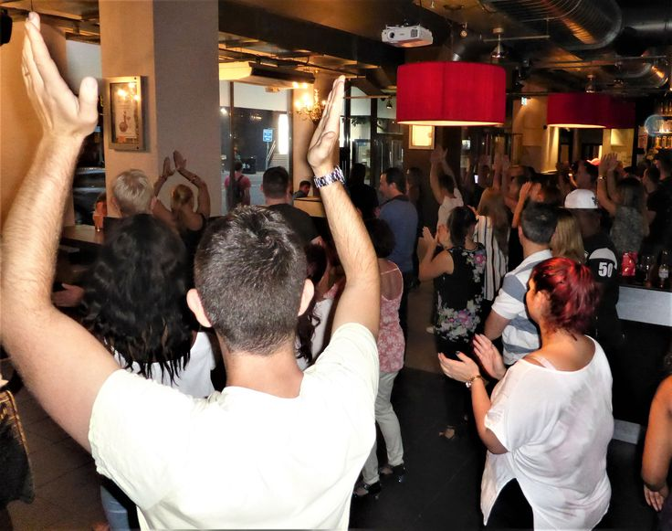 SALSA BACHATA LONDON Many thanks to everyone from the SPT/BPT team. Next stop for Another Great Night Out, Sensual Sundays Kizomba, Bachata + Party @ Edwards Bar Wimbledon. Kizomba 6.30pm, Bachata 7.30pm, Party until Midnight.