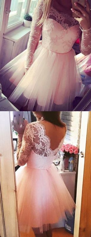 Pink Homecoming Dresses, Short Homecoming Dresses, Pink Long Sleeves Lace Tulle Short Backless Homecoming Dress,Graduation Dresses WF01-24, Homecoming Dresses, Graduation Dresses, Long Dresses, Lace dresses, Pink dresses, Short Dresses, Backless Dresses, Tulle dresses, Pink Lace dresses, Long Lace dresses, Long Homecoming Dresses, Pink Homecoming Dresses, Short Lace dresses, Lace Homecoming Dresses, Long Pink dresses, Homecoming Dresses Short, Lace Long dresses, Lace Short dresses, Sho...