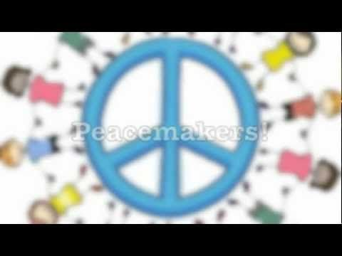 We can be peacemakers! By: Kindergarten Students - YouTube