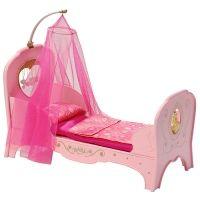 купить игрушку  BABY born Кровать для принцессы
