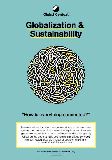 globalization and sustainability The center on globalization and sustainable development (cgsd) the center for the study of science and religion (cssr) the center on capitalism and society.