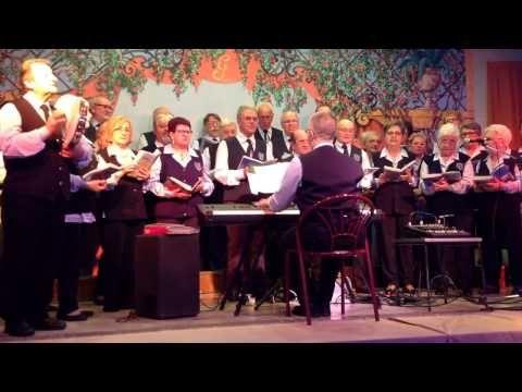 Concerto Corale, Circolo Giliberti, Carpi (MO) 26-3-2017