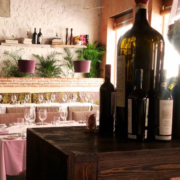Ven y disfruta de los sabores del mundo sazonados en #Cartagena. #ElSantísimo #RestaurantesEnCartagena #CartagenaFoodie