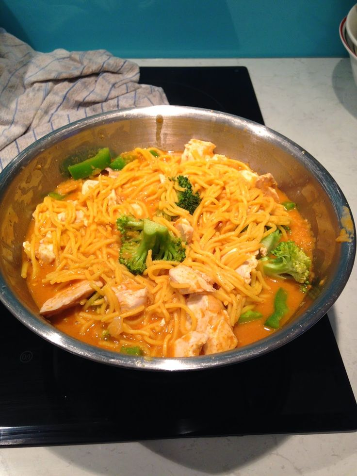 Weight Watchers Bellini Style: Chicken Laksa - 9 ProPoints per serve, serves 4