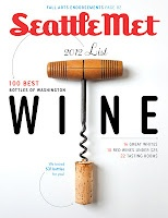 The Top 100 Washington Wines of 2012: Magazine Covers, Covers 2012, Washington Wine, Covers Magazines, Met Covers, Seattle With, Design, Anchor, September