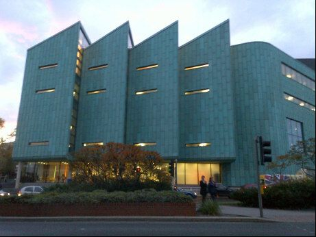 The University of Sheffield: Information Commons in Sheffield