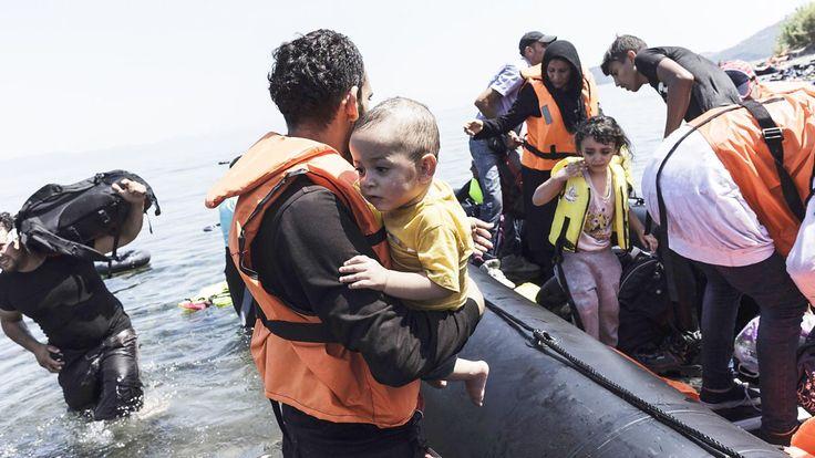 BBC Radio 4 - More or Less, Migrant Crisis