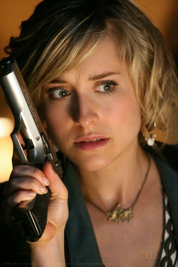 Allison Mack as Chloe Sullivan on 'Smallville'