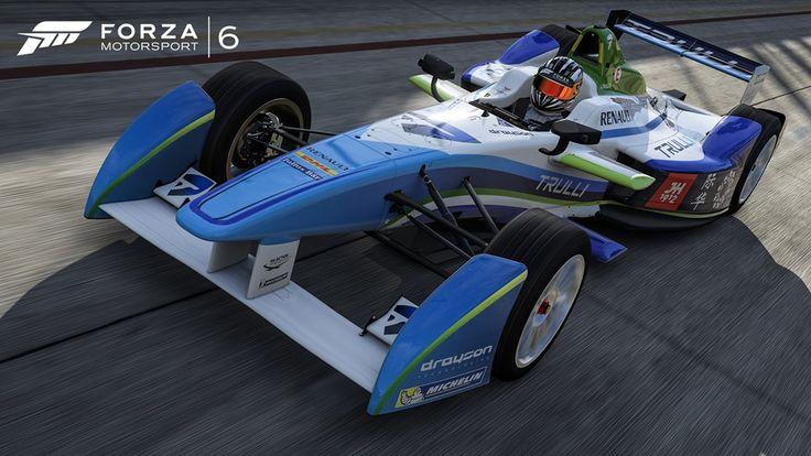 Formule 1 racen in Forza Motorsport 6 straks mogelijk!