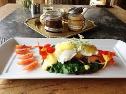 What is your favourite breakfast at the Deli?