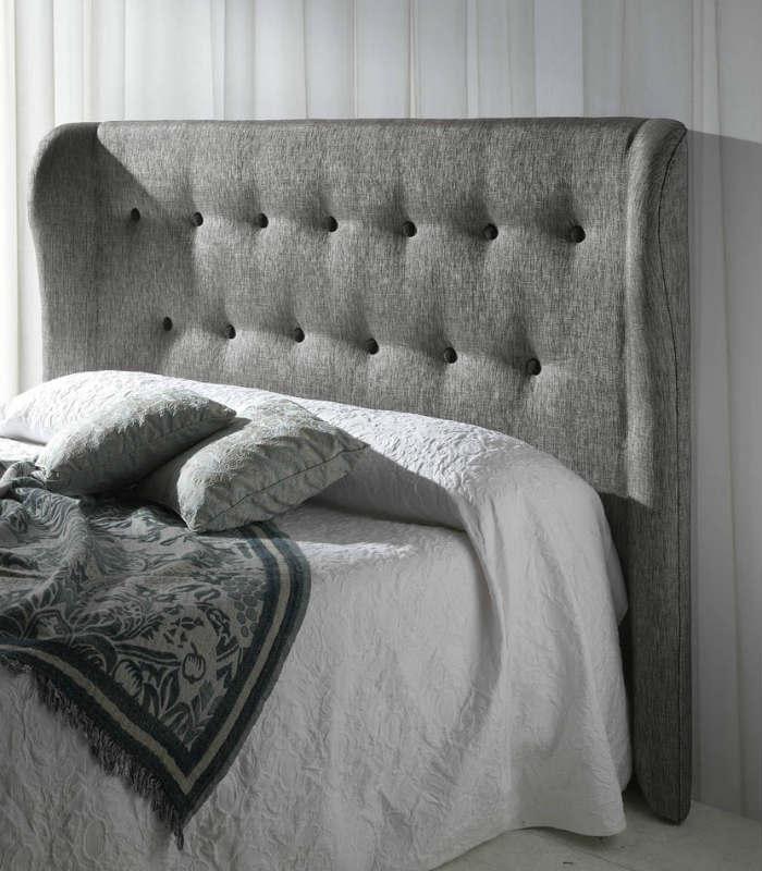 11 best cabeceros tapizados images on pinterest - Cabeceros cama acolchados ...
